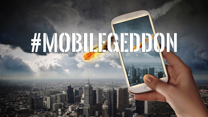 mobilegeddon google seo
