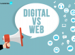 digital marketing vs web marketing