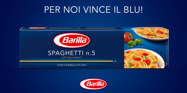 BARILLA The Dress
