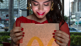 McDonald's 2016 fashion packaging new design