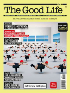 The Good Life Rivista business Lifestyle cultura marketers