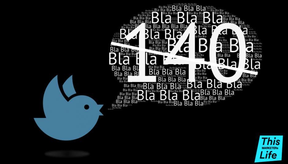 Twitter passa dai 140 ai 10.000 caratteri