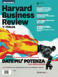 harvard business review italia hbr