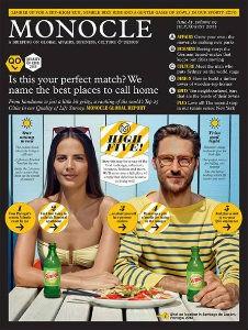 monocle magazine rivista