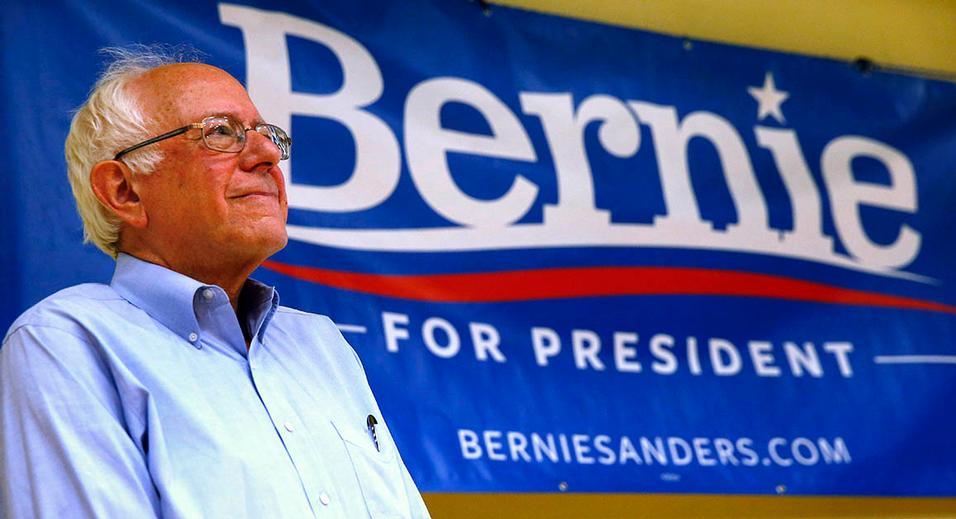 bernie sanders candidato presidenziale USA 2016