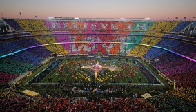 Believe In Love - Super Bowl halftime show