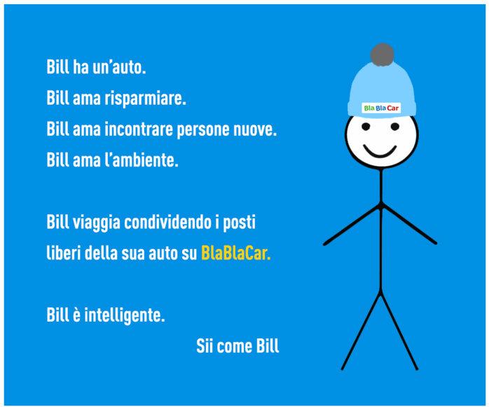 Bill di BlaBlaCar