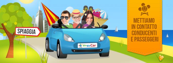 BlaBlaCar Ad