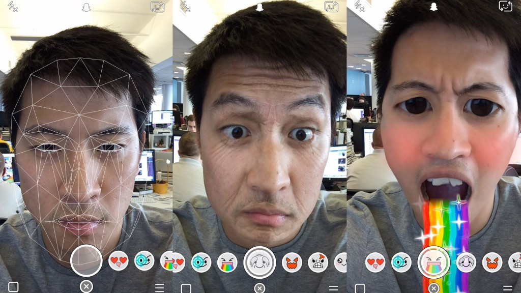 Snapchat-face-scan
