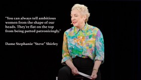 stephanie shirley