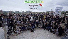 MARKETERs Go Green