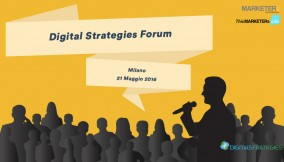 This MARKETERs Life Media Partner al DigitalStrategies Forum