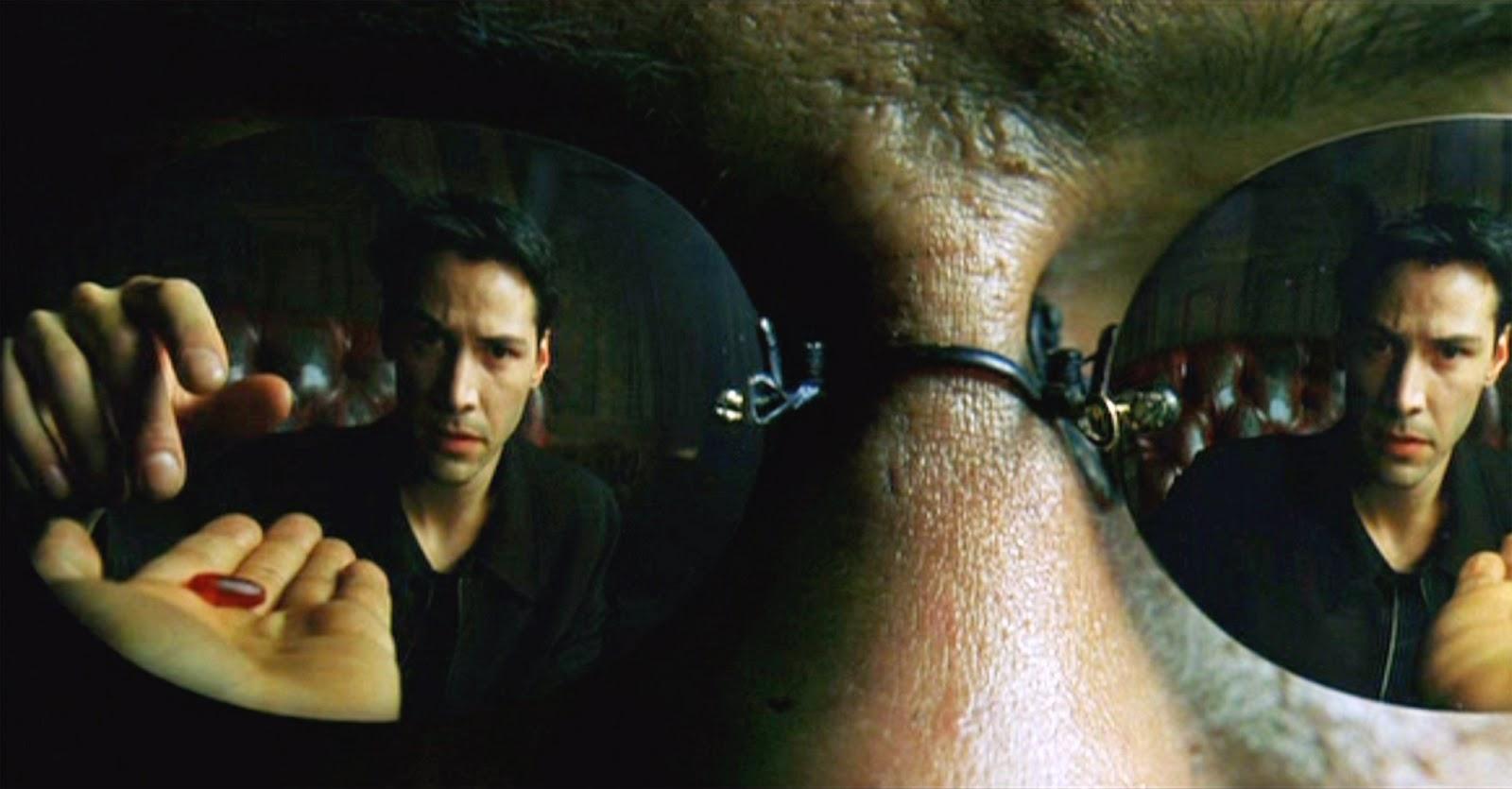 pillola rossa di matrix