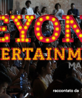 Beyond Enterntainment by This MARKETERs Life