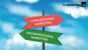 Unconventional vs Digital Marketing