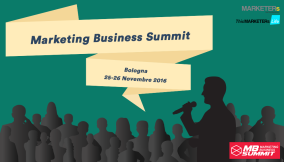 This MARKETERs Life sarà Media Partner al Marketing Business Summit