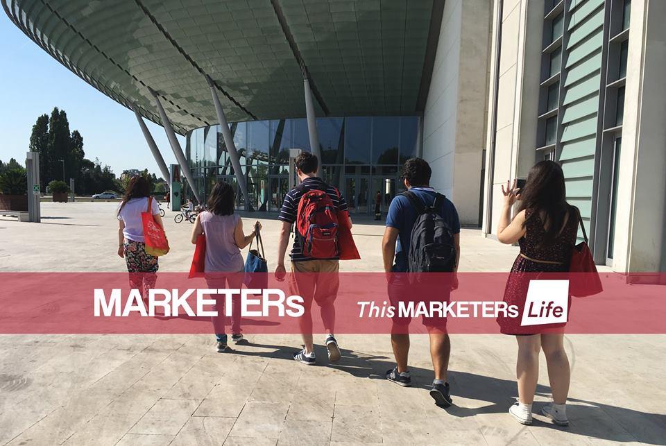 MARKETERs e This MARKETERs Life al PalaCongressi di Rimini - Web Marketing Festival