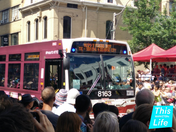 TTC Pride Parade