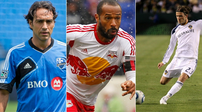 Major League Soccer Montreal Impact New York Red Bulls Los Angeles Galaxy