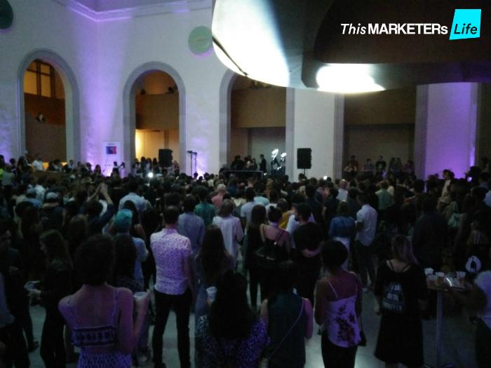 Una festa la museo AGO First Thursday