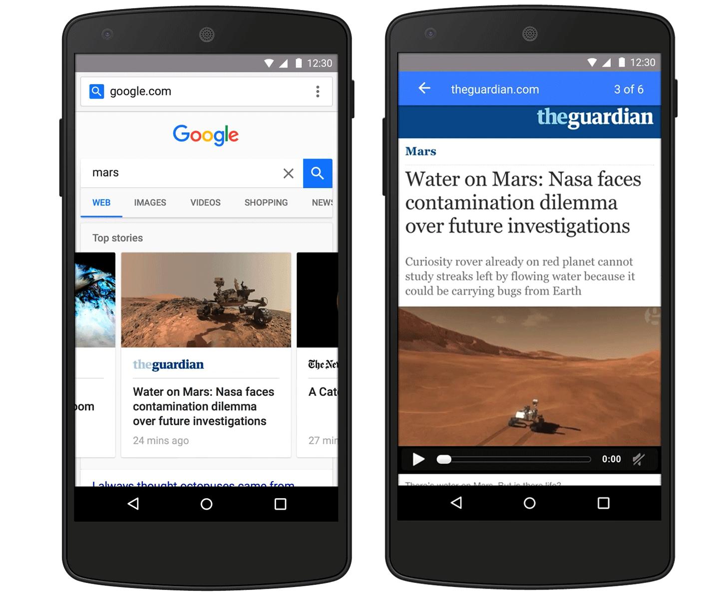 google SEO Mobile