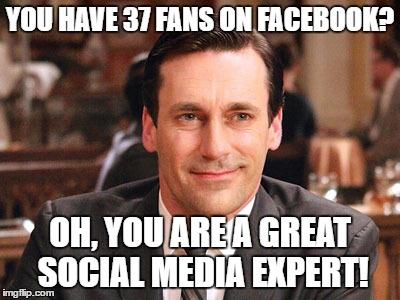 Presenza social media