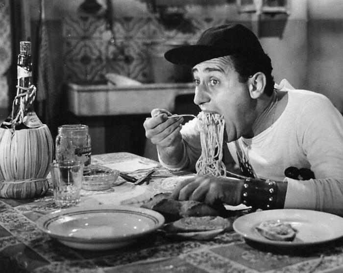 Cultura del cibo italiano