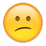 Confusione Emoji
