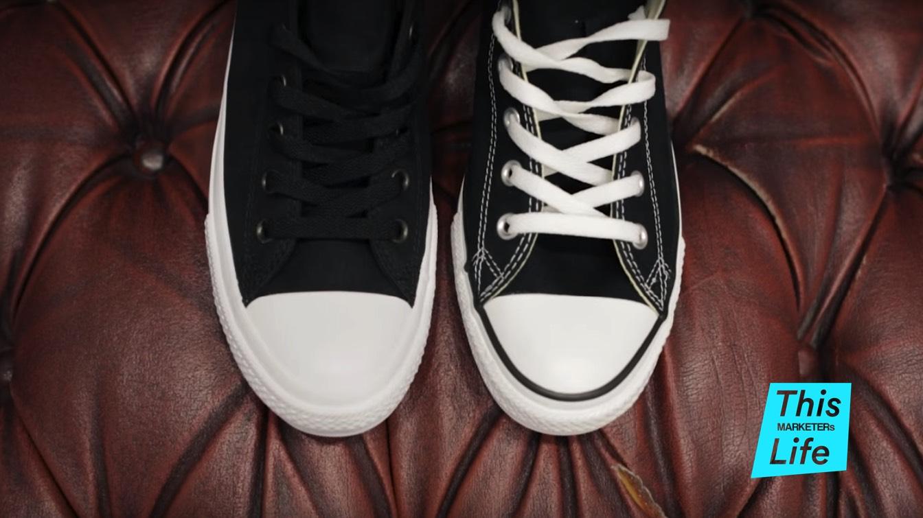 Converse All Star: il flop delle nuove All Star Chuck Taylor II