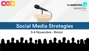 Social Media Strategies Rimini 3-4 Novembre 2016