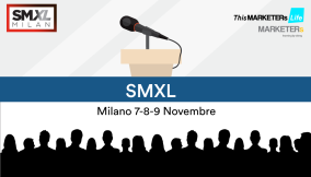 SMXL Milano 2016: MARKETERs Media partnership