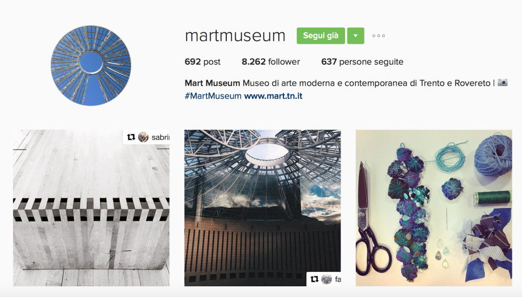 Mart Museum Instagram - This MARKETERs Life