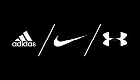 Nike UA adidas