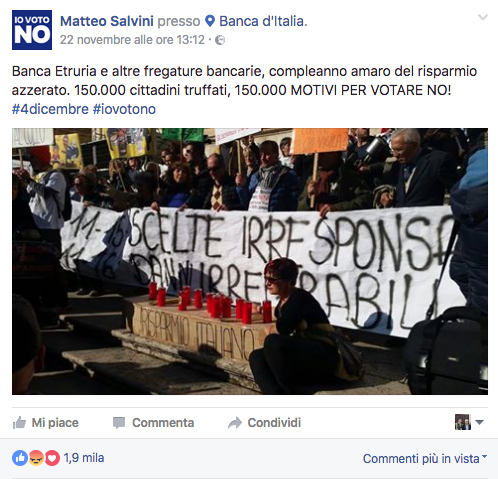 This Marketers Life Salvini Referendum