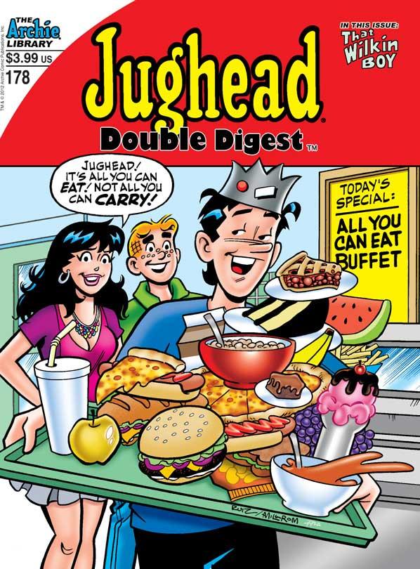 archie veronica jughead fumetto