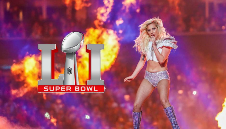 Gaga Super Bowl LI