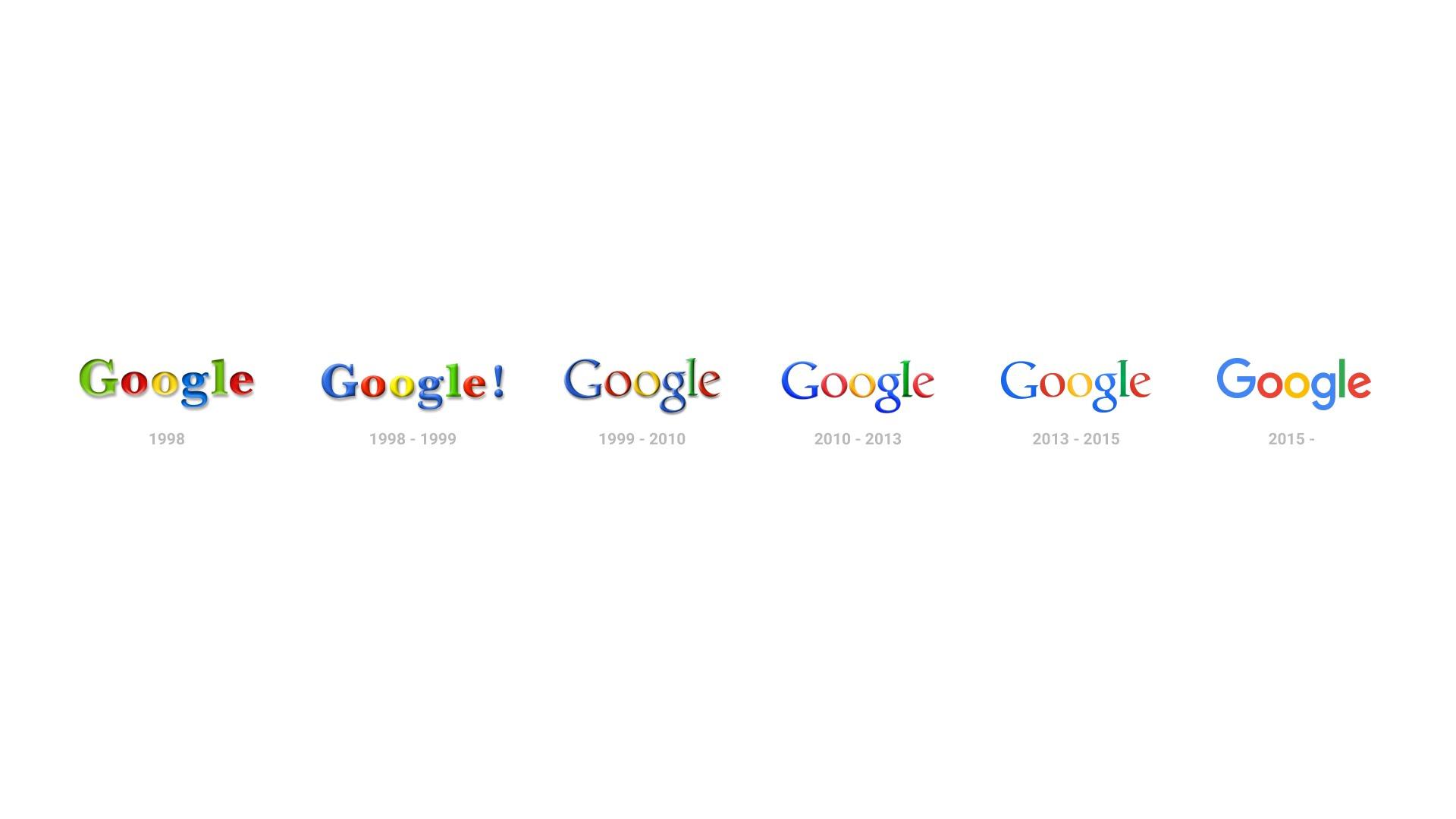 google logo simplicity