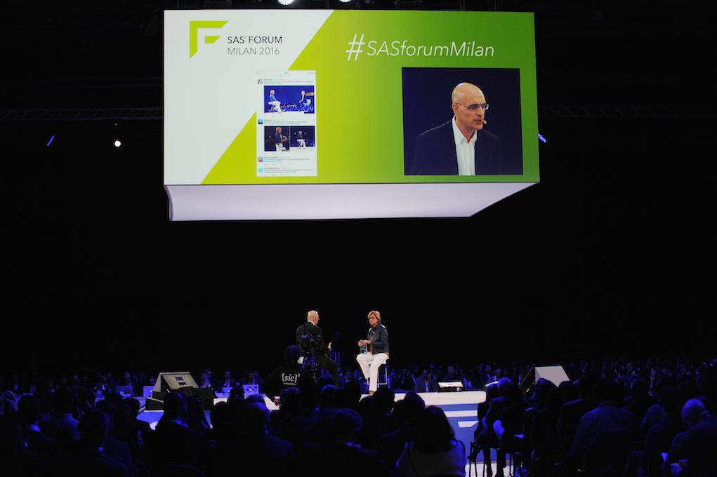 SAS Forum Milan 2016