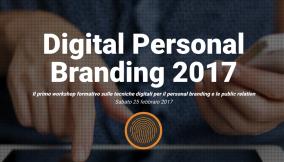 Digital Personal Branding 2017