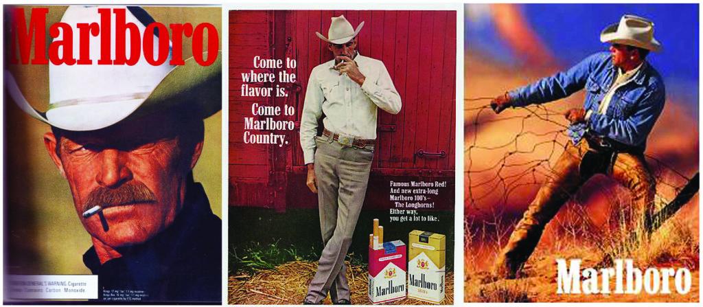 Marlboro Man - Leo Burnett
