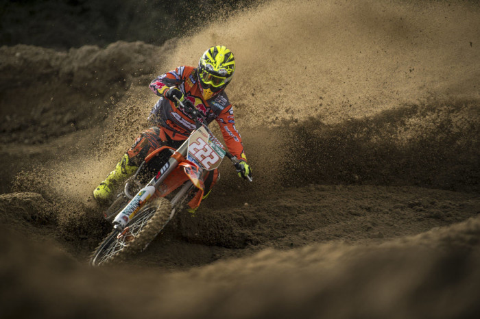 Red Bull Tony Cairoli