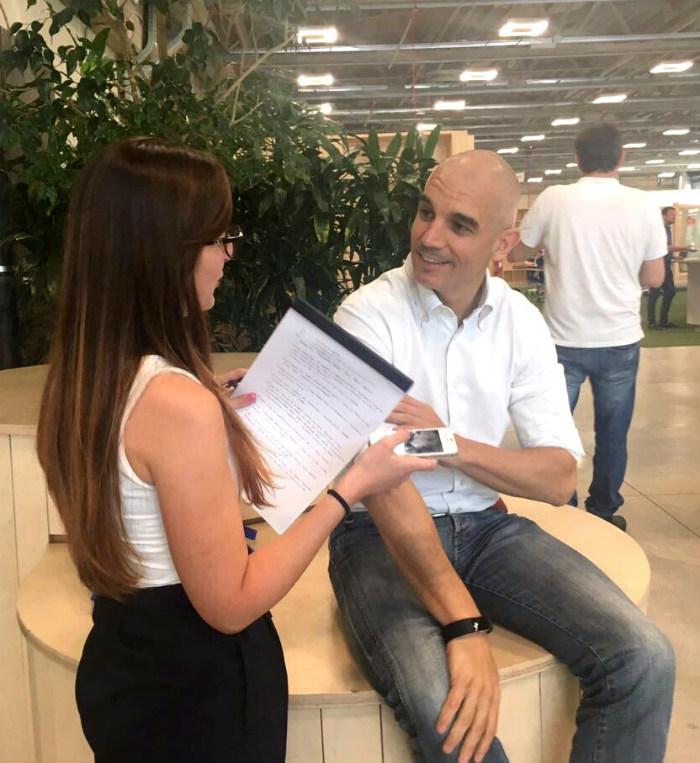 Intervista Alessandro Braga