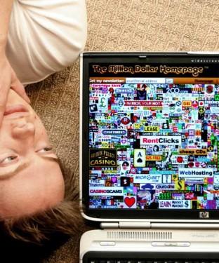 Alex Tew Million Dollar Homepage