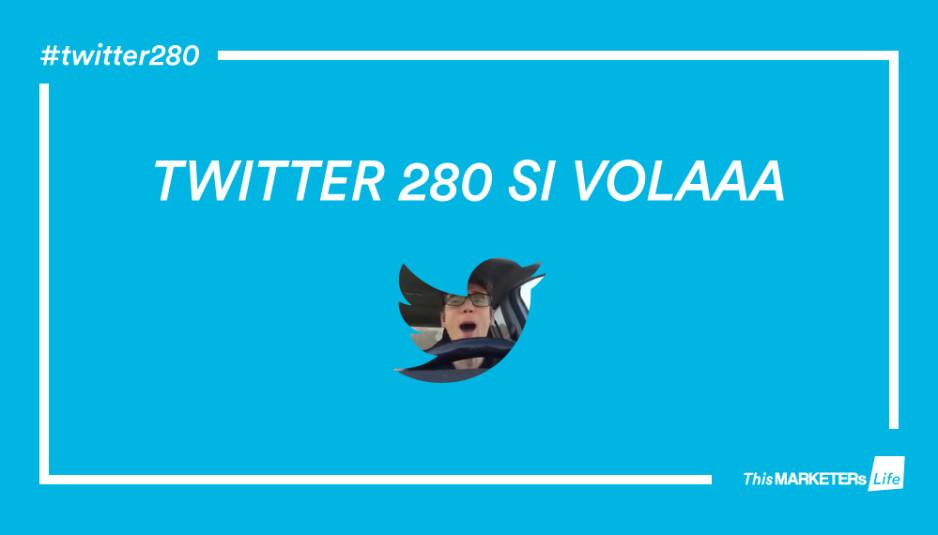 #twitter280