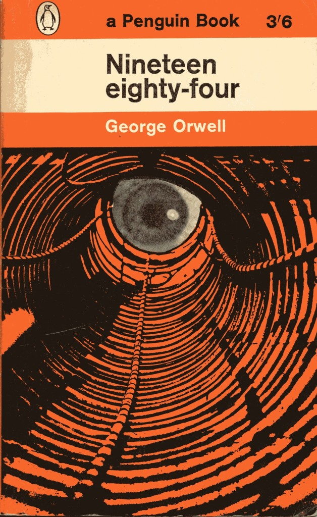 George Orwell-1984- Germano Facetti