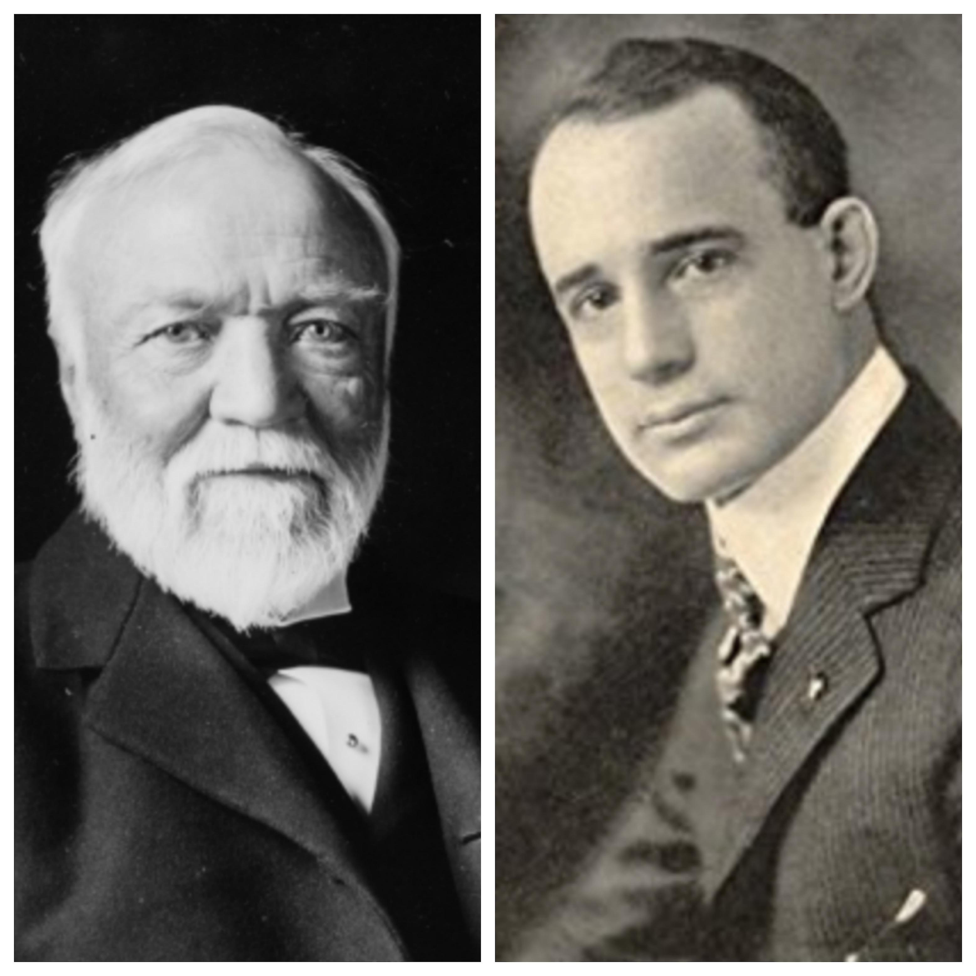 Carnegie e Hill i maghi del successo