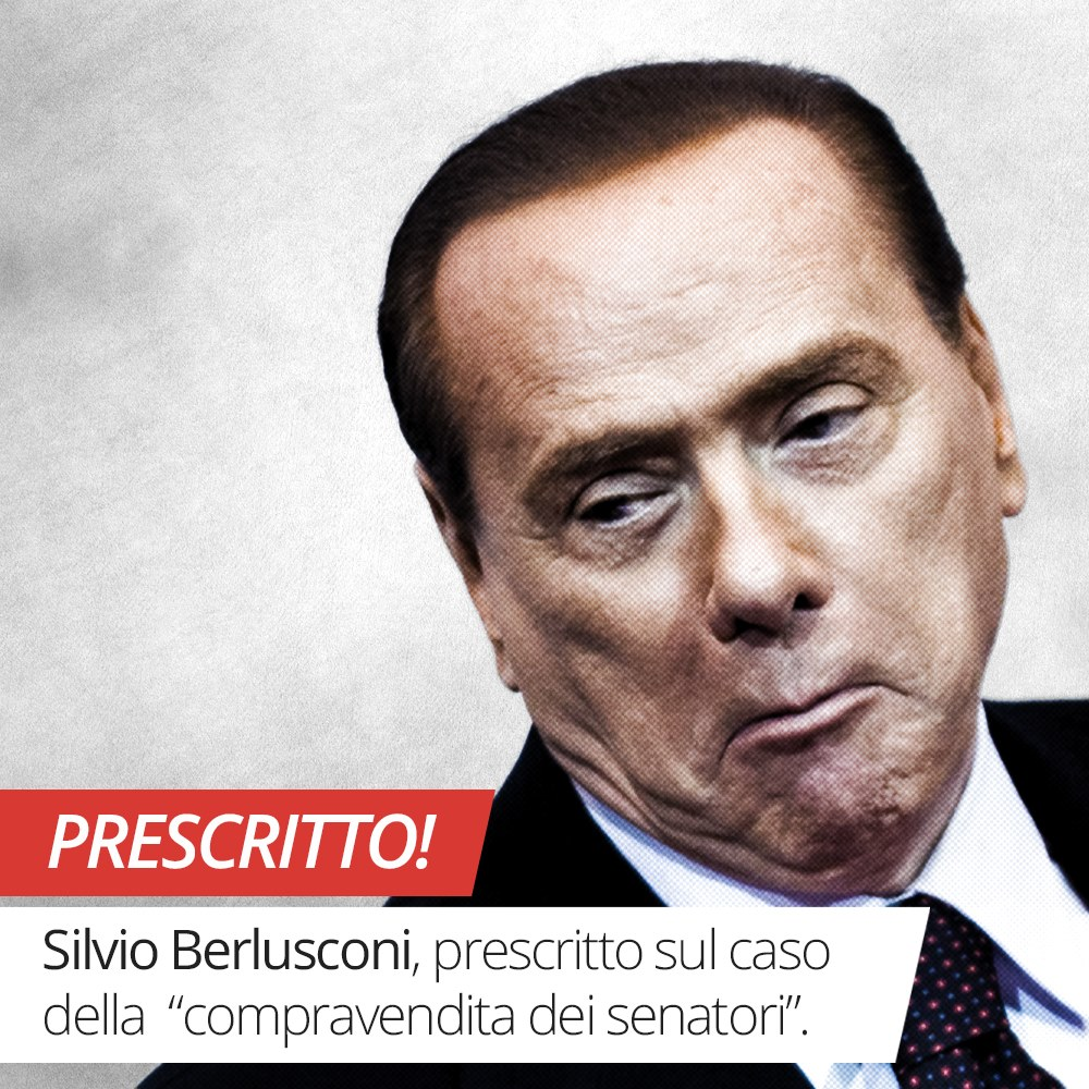 populinstant berlusconi prescritto