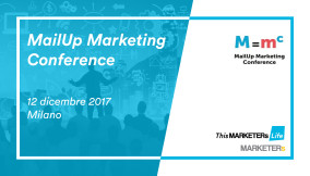 mailup marketing conference