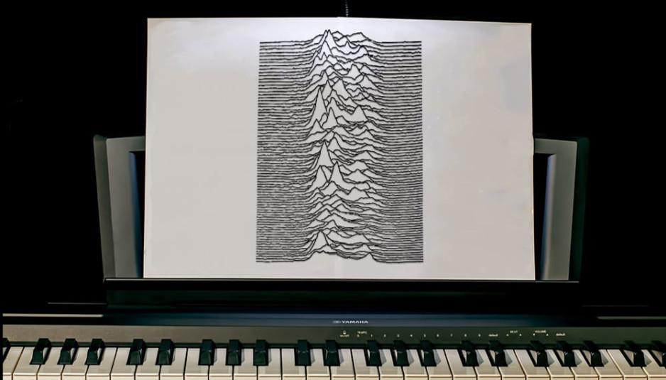 illustratori disegnano la musica joy division