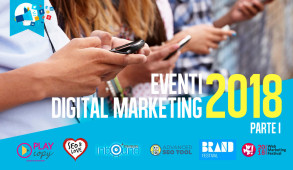 Eventi digital marketing 2018